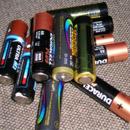 Батарейки и аккумуляторы можно сдавать в неограниченном количестве . Иллюстративное фото : HAABERSTI.INFO .