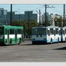 Общественный транспорт на улицах Таллинна. Фото: Теэт Мальсроос с сайта postimees.ee .