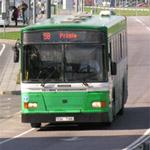 Таллинский автобус. Фото Виталия Фактулина.