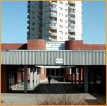 Здание управы части города Хааберсти.